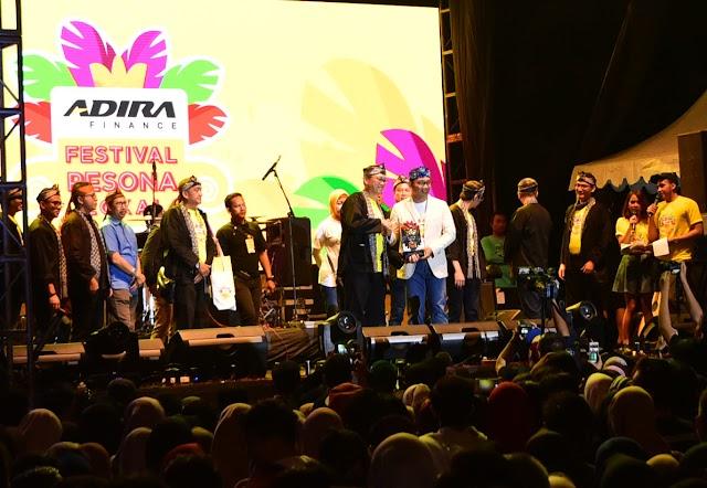 Lestarikan Budaya Jabar, Pemdaprov Jabar Dukung Festival Pesona Lokal Jadi Ajang Tahunan di Bandung