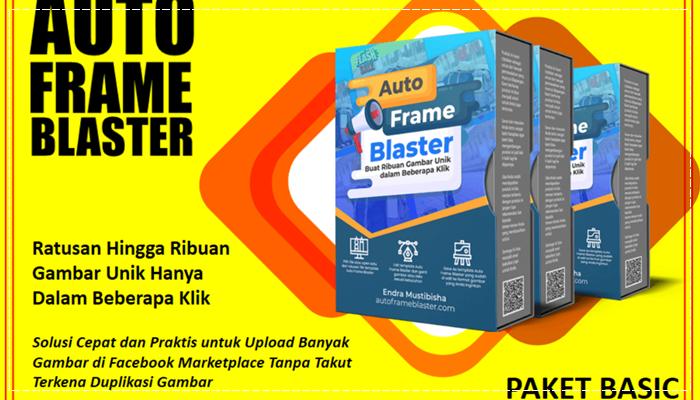 Auto Frame Blaster Paket BASIC