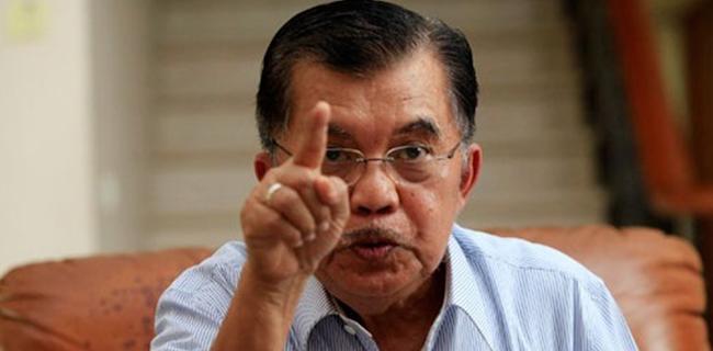 Jokowi Ajak Rakyat Berdamai Dengan Corona, JK: Kalau Virusnya Nggak Mau Bagaimana?