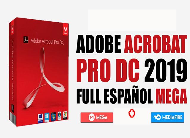 Adobe Acrobat Pro DC 2019 -