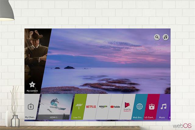 Smart Tivi LG 4K 55 inch 55UK6100PTA