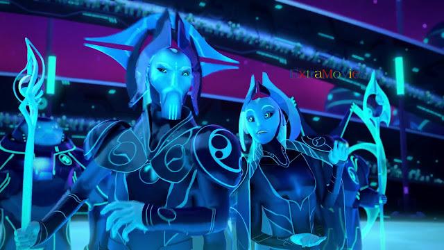 3Below: Tales of Arcadia Season 1 Dual Audio [Hindi-DD5.1] 720p HDRip