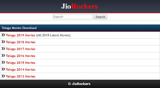 Jio Rockers HindiJio Rockers Tamil MoviesJio Rockers Telugu MoviesJioRockersTamil Movies Download