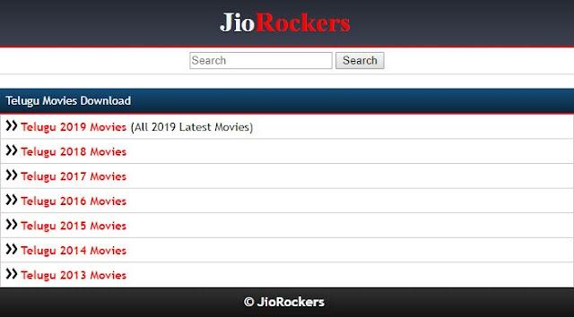 Jio Rockers HindiJio Rockers Tamil MoviesJio Rockers Telugu MoviesJioRockersTamil Movies Download