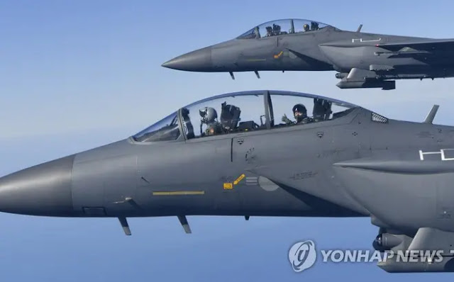 """Korea participates in the """"Red Flag"""" air exercise of the US and Japan"""