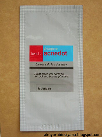 Bench Clearpore Acnedot Gel Patches Review