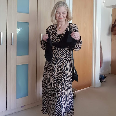 Readers' choice in one of the November 2019 #WowOnWednesday link ups was Anne Marie from Muttonstyle