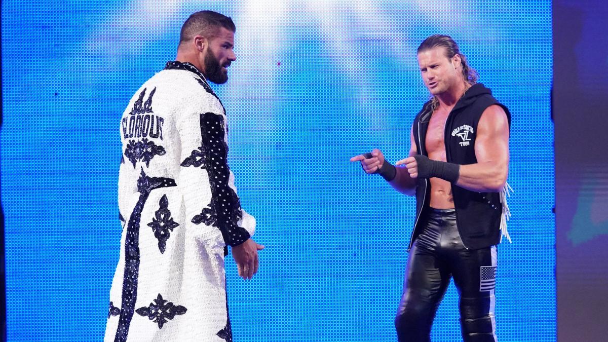 Dolph Ziggler e Robert Roode conquistam o SmackDown Tag Team Championship