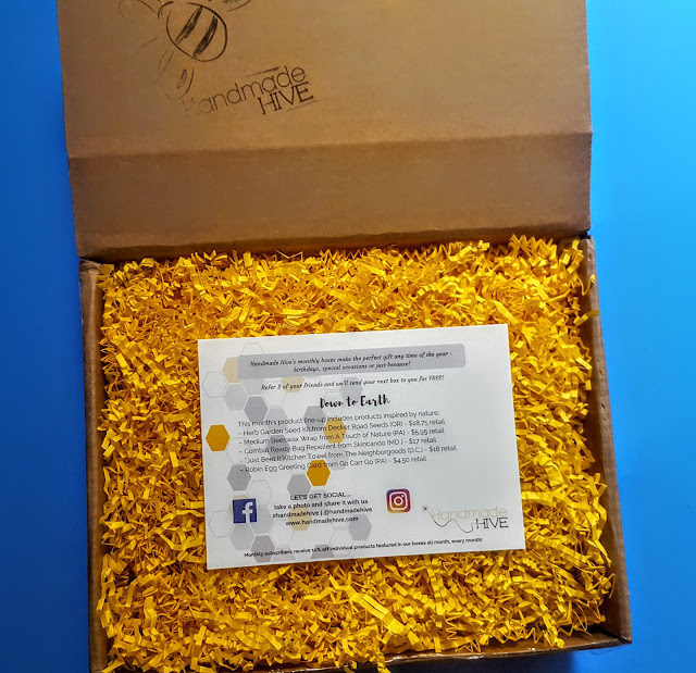 first look inside the handmade hive box