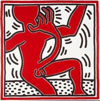 Filosofia per la vita - Keith Haring - 1