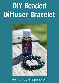 diffuser bracelet lava beads