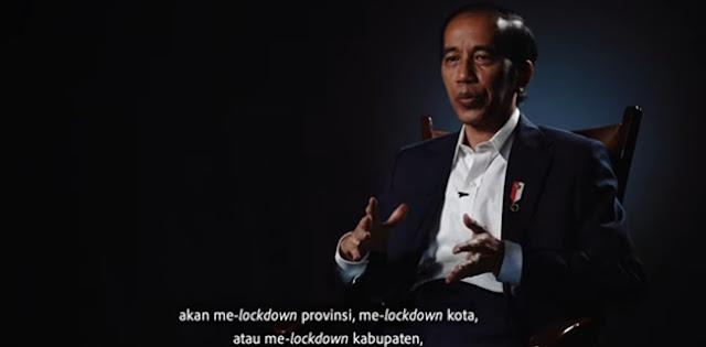 Jokowi: Mini Lockdown Jangan Dianggap Kebijakan Mencla-mencle!
