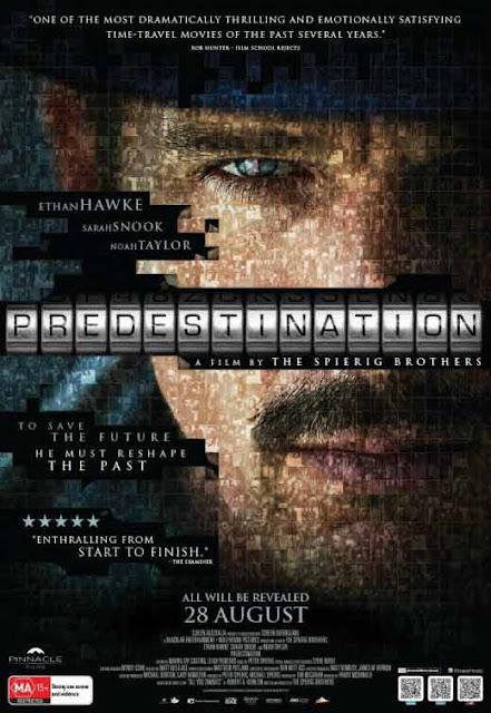 للأذكياء فقط.. أفلام يصعب فهمها واستيعابها من طرف الجمهور العادي فيلم Predestination 2014