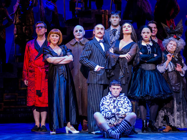 The Addams Family (UK Tour), New Wimbledon Theatre | Review