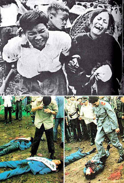 O assassinato dos dissidentes virou ato de fidelidade ao ditador