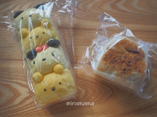 キャラクターパンとネギパン