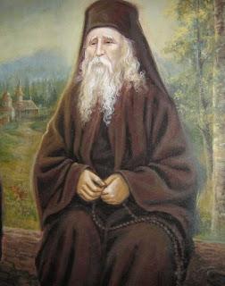 Ρουμάνος ασκητής π. Ηλίας Κλεόπα