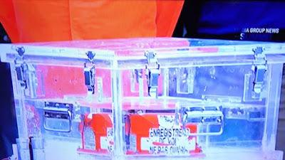 Data Black Box FDR Sriwijaya Air SJ 182 Berhasil di Unduh, KNKT: Saat Ini Sedang di Pelajari