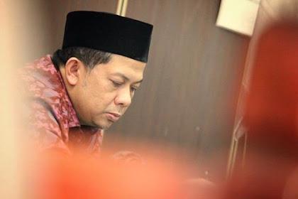 "Dari Seorang Fahri Hamzah : ""Pak Jokowi, Demokrasi itu Memang Bising. Jangan Bungkam 2,7 Milyar Jemari Rakyat"""