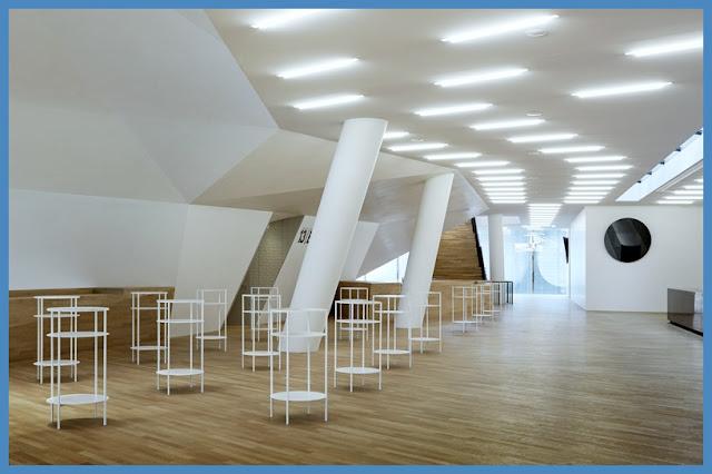 herzog & de meuron s elbphilharmonie furnishing revealed from Elbphilharmonie interieur