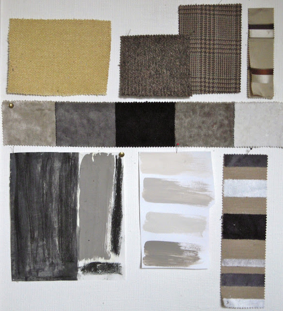 Light Color Design Brown Gray Taupe And A Little Gold