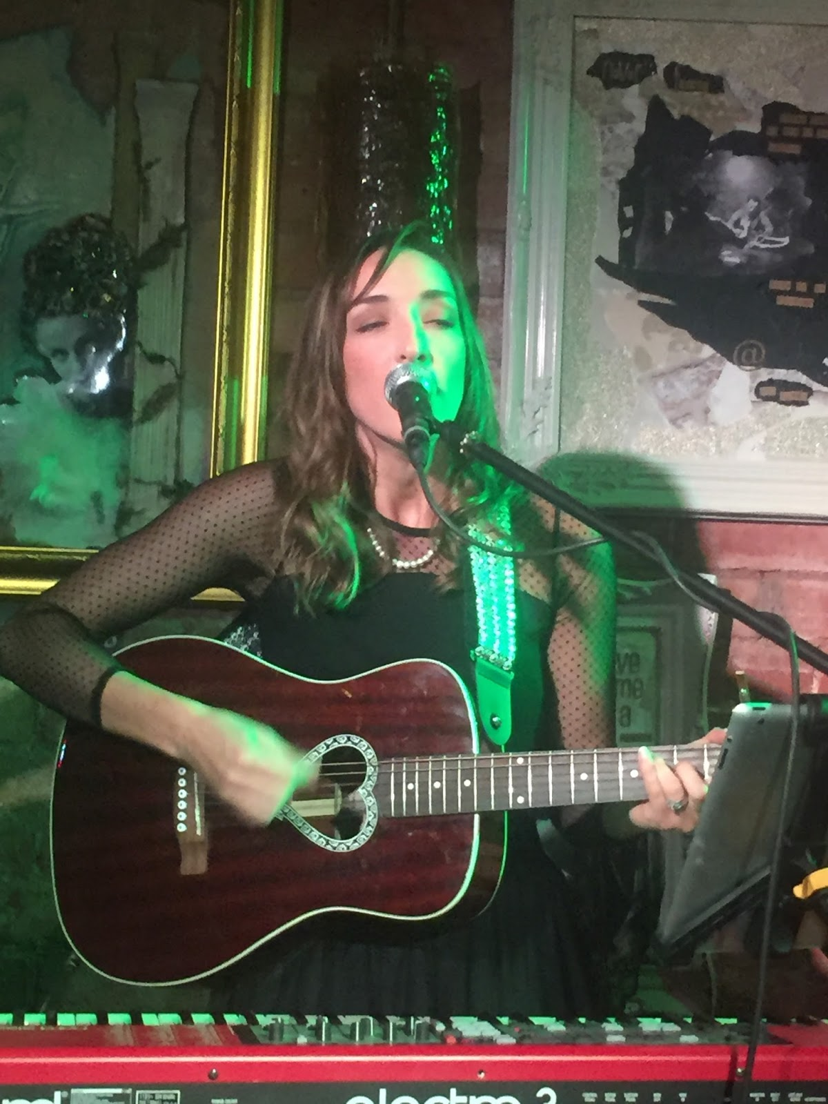 Kitchen Garden Cafe Kings Heath Three Chords And The Truth Uk Jenn Bostic Kyshona Armstrong And