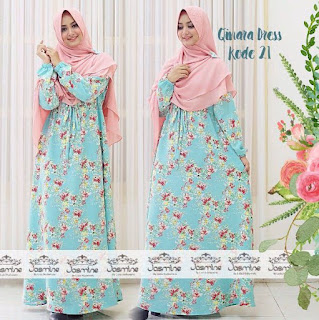 Gamis Jasmine Qinara Dress 21