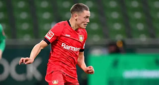 Leverkusen wonderkid Florian Wirtz confessed his love for Barcelona: I want to play for Barcelona one day