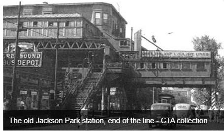 The Jackson Park Station