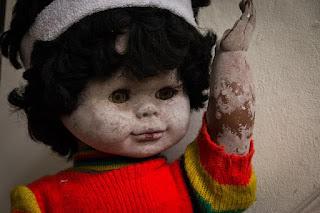 قصة طفل من الجحيم