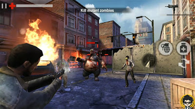 لعبة Death Invasion Survival مهكرة للأندرويد، لعبة Death Invasion Survival كاملة للأندرويد