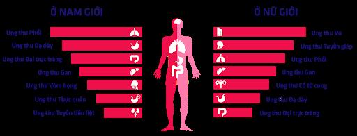 Ung thư và các loại thực phẩm cần có trong thực đơn mỗi ngày
