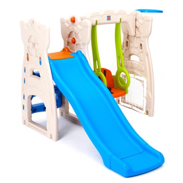 Scramble Slide, Ayunan Kokoh untuk Bayi