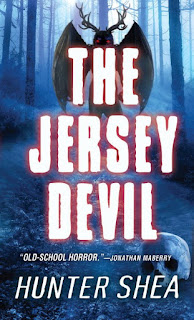 The Jersey Devil by Hunter Shea