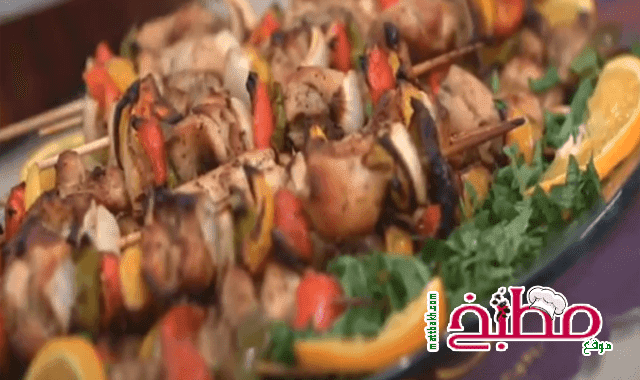 شيش طاووق فاطمه ابو حاتي