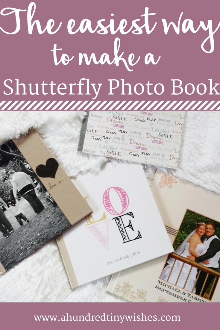 Shutterfly, photo book, easy photo book, shutterfly make my book service review, blogger review