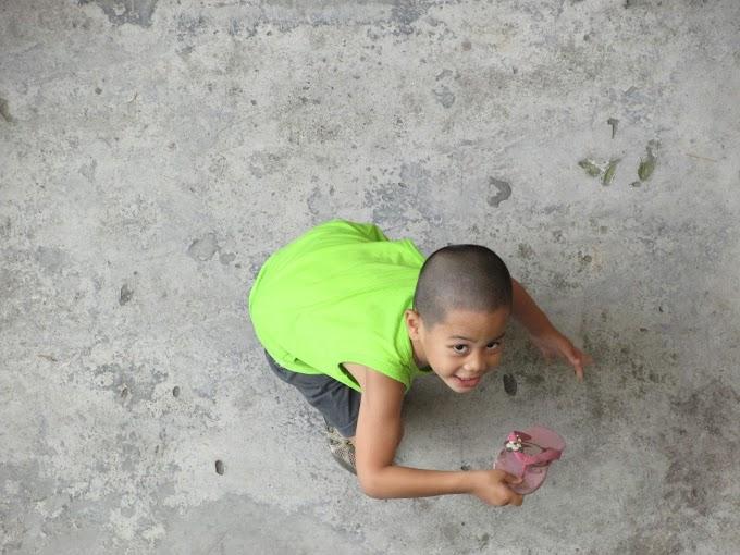 Doa dan Amalan menangani anak yang suka buat perangai