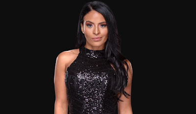 WWE Zelina Vega Austin Theory Zelina vega Andrade Angel Garza