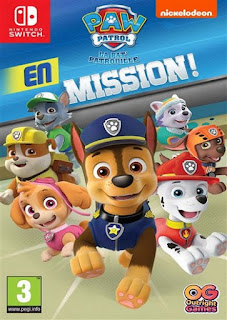 PAW Patrol: On a Roll! Switch Xci nsp