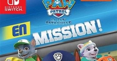 PAW Patrol: On a Roll! Switch Xci nsp - Download last GAMES FOR PC