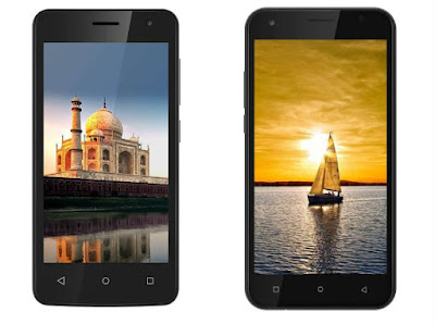iVoomi Me4 and iVoomi Me5 with Android Nougat launched for Rs. 3,499 and Rs. 4,499 respectively