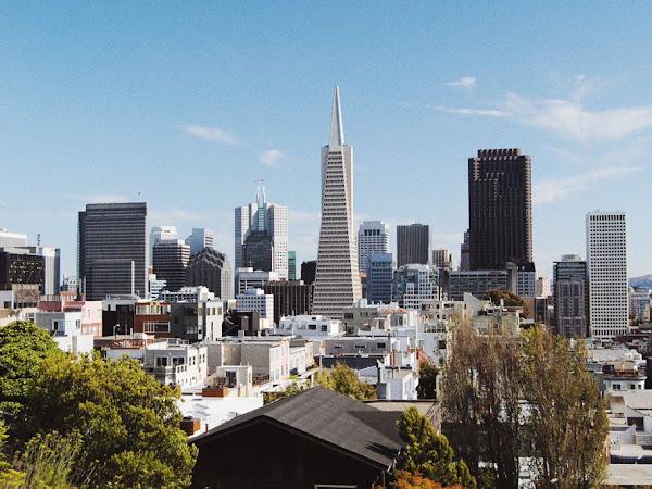 Roadtrip dans l'ouest américain  // SAN FRANCISCO