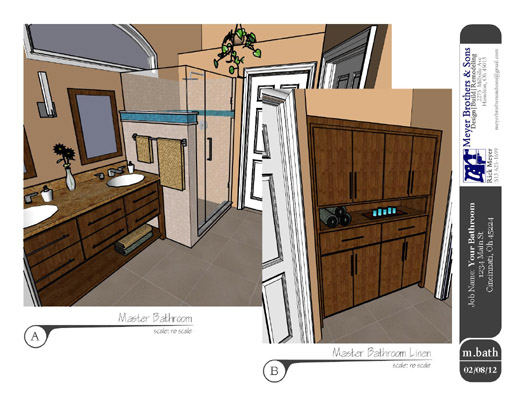 Google Sketchup Pro - Meyer Brothers & Sons