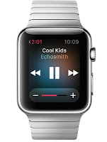 How to stop music playing on apple watch