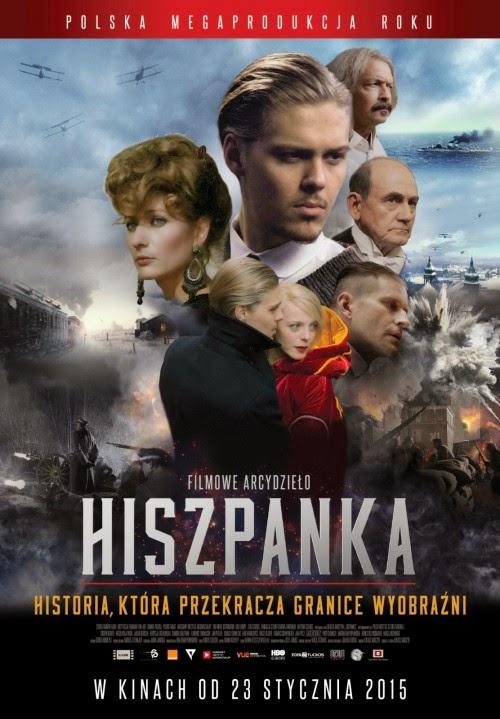 recenzja filmu hiszpanka gierszał powstanie wielkopolskie