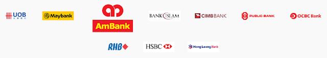 Senarai Bank Yang Terpilih