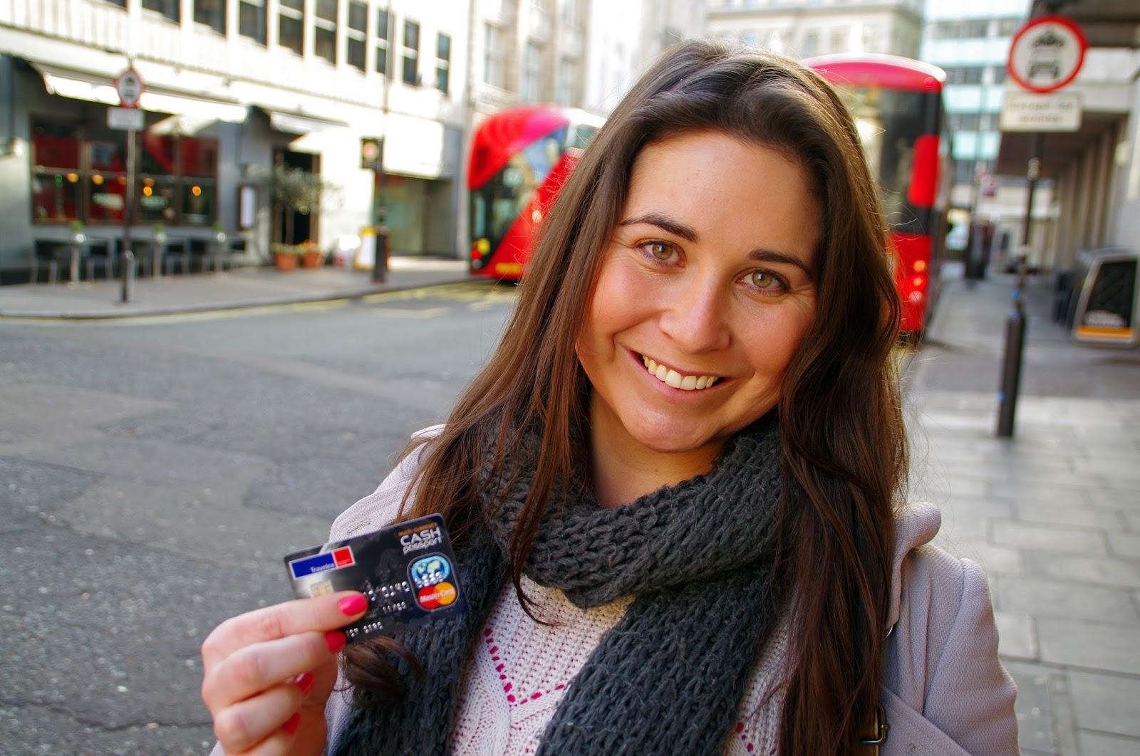 London Travelex Multi Currency Passport