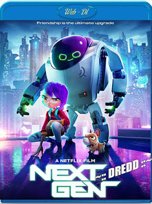 Next Gen 2018 Dual Audio WEBRip 480p 350Mb x264
