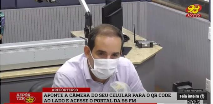 Secretário de Fátima se pronuncia sobre risco de atrasar salários em 2021