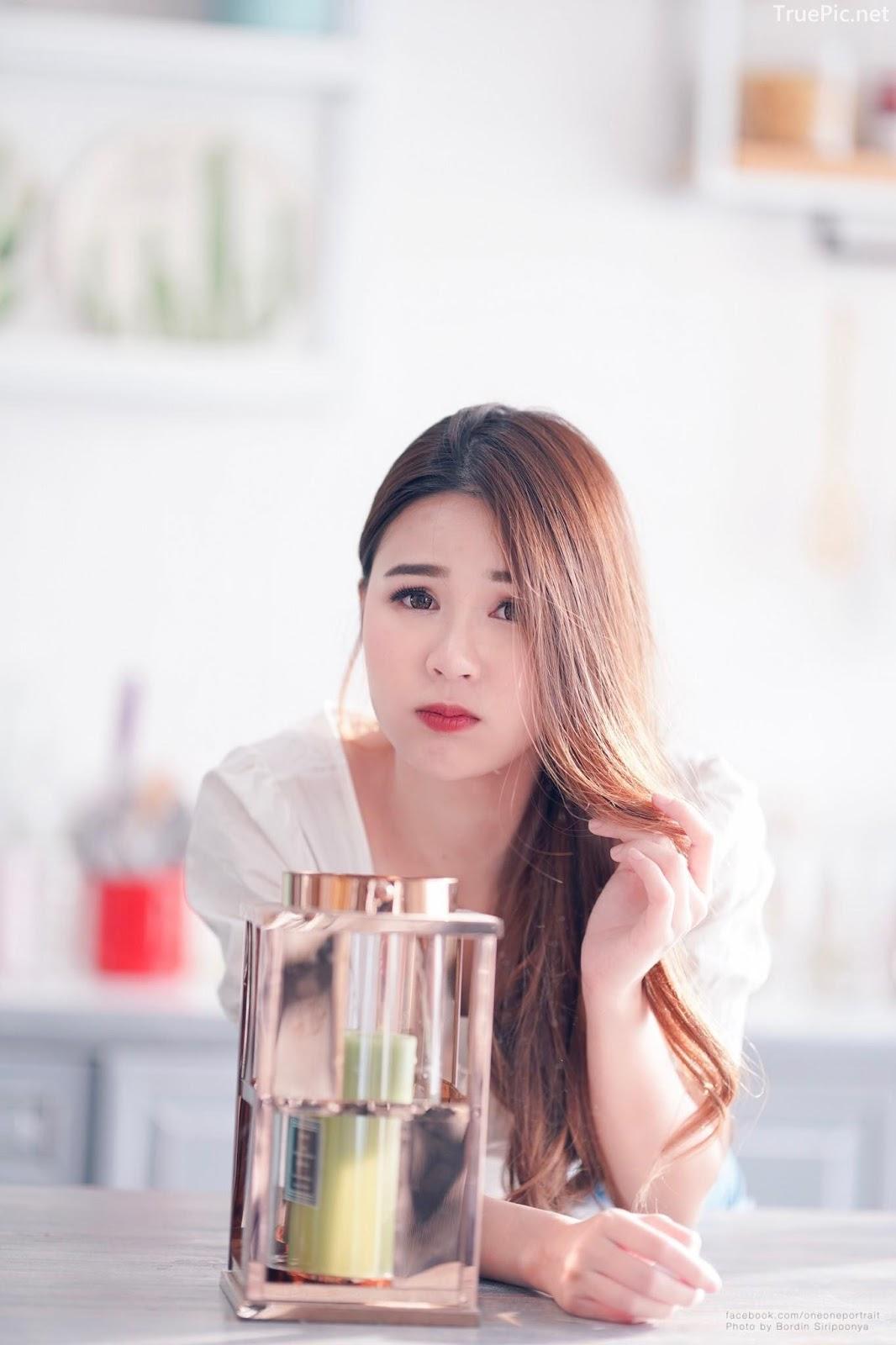Thailand cute model Supansa Yoopradit (Lorpor) - Lovely smile girl - Picture 8